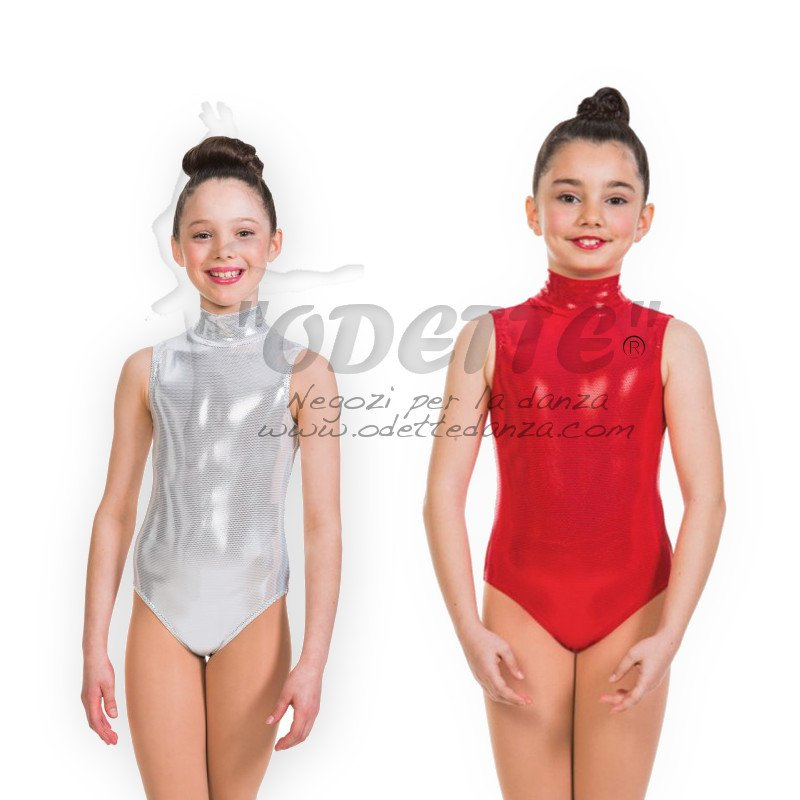 Leotard Metallic Dot