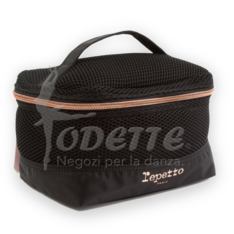 Borsa Repetto Beauty Case in mesh